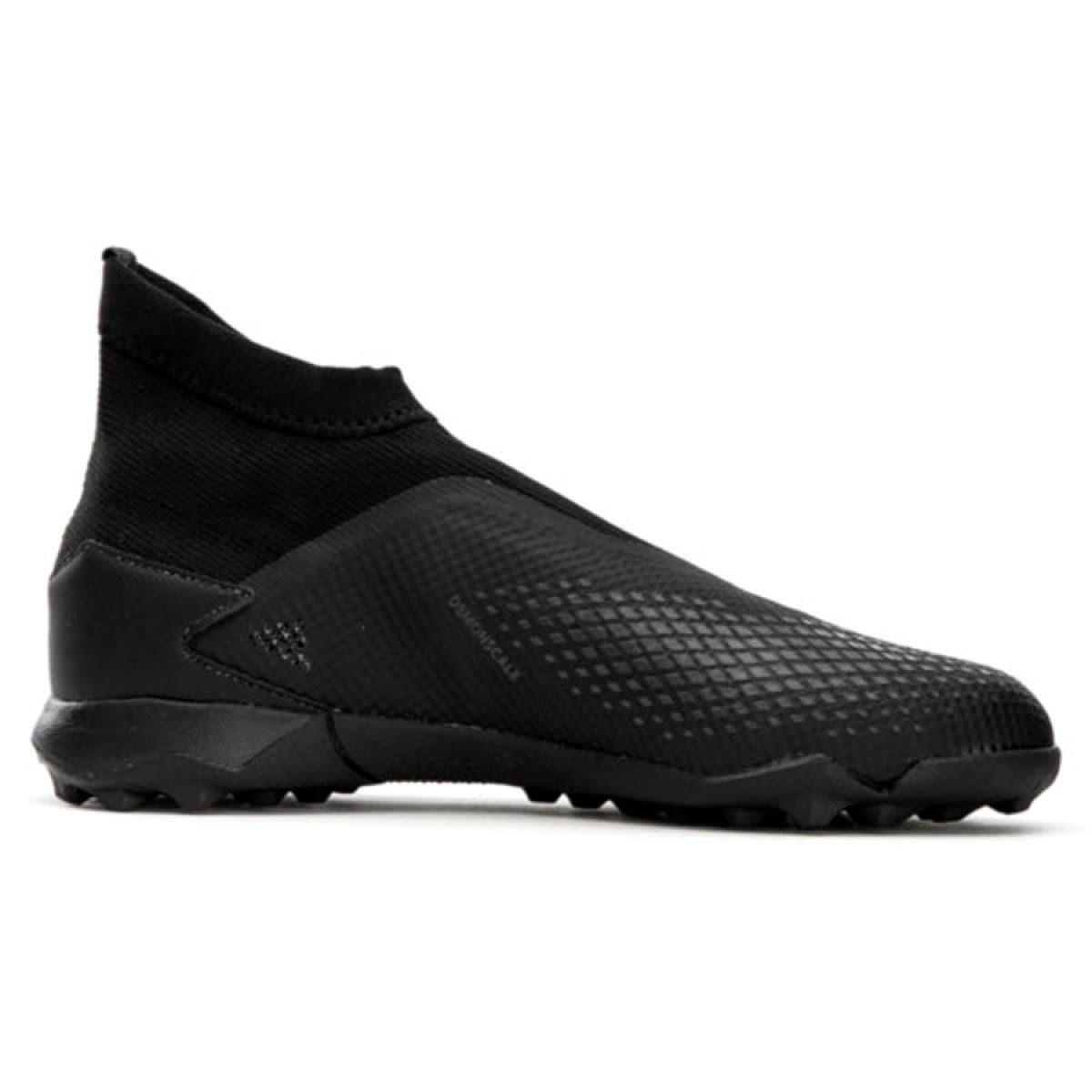 Adidas Predator 20.3 Laceless Turf Boots Football - Black