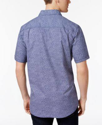 Diamanten Wetterfeste Up Im Herren Button Shirt Rauen Orange 55qwA1rx