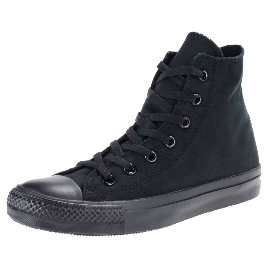 Star SneakerSchwarzmonocromatico All Converse Nero Hi 7gbfYyv6