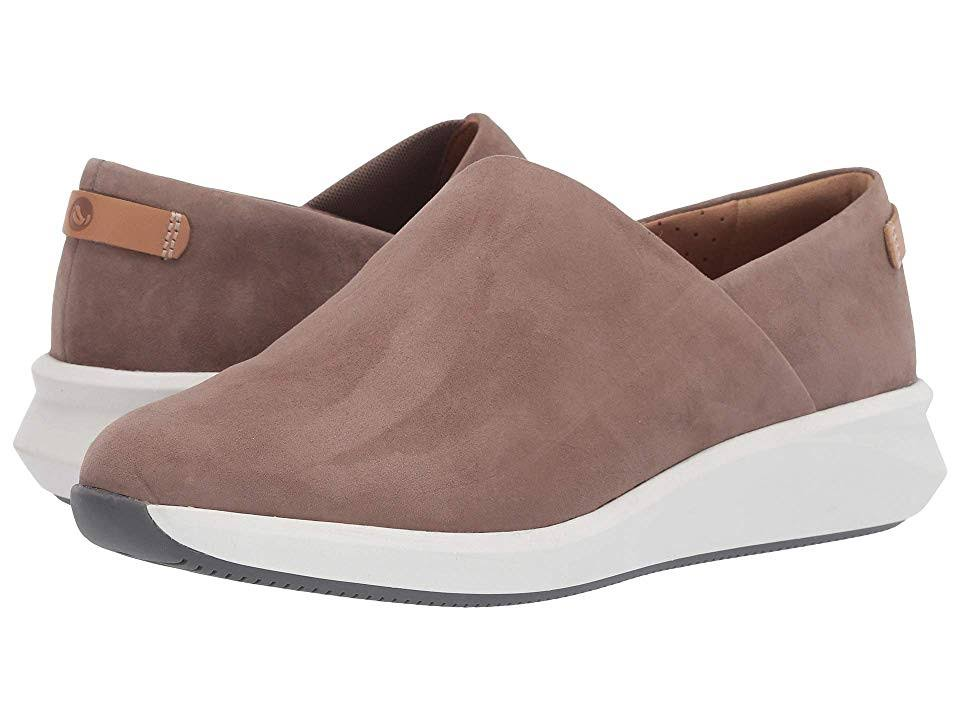 BMedium Pebble Suede9 5 Clarks Rio On Donna Rise Slip Un Da 3ARq54Lj