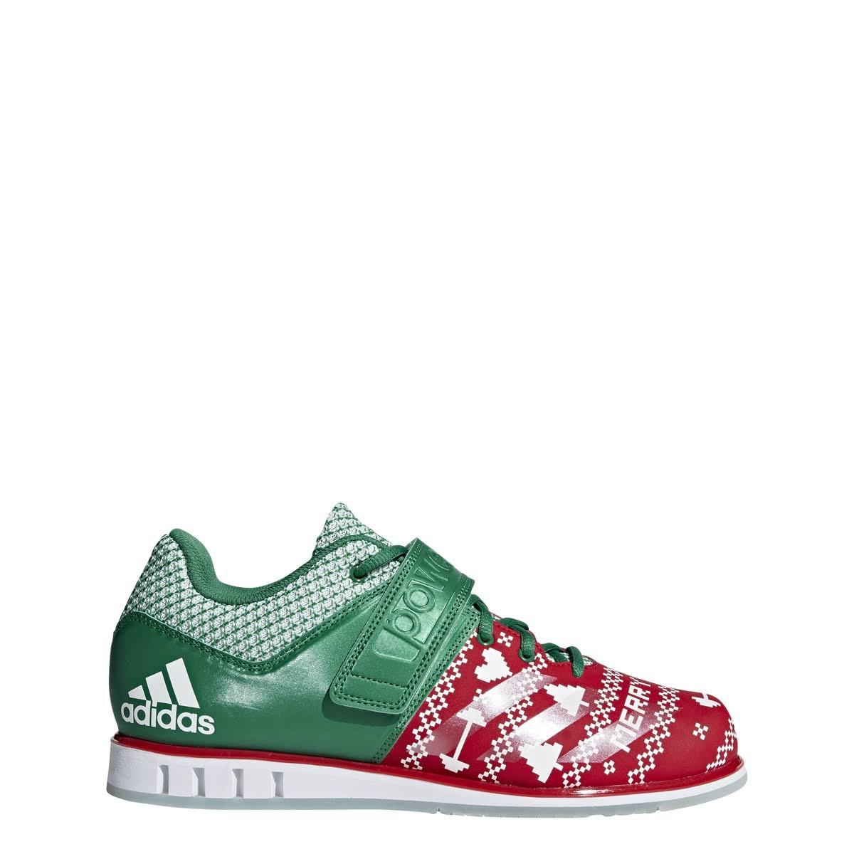 Negrita Adidas Escarlata Verde Rojo 3 Hombre 9 Blanco Nube Zapatillas 1 Powerlift ZwHqxdzz4