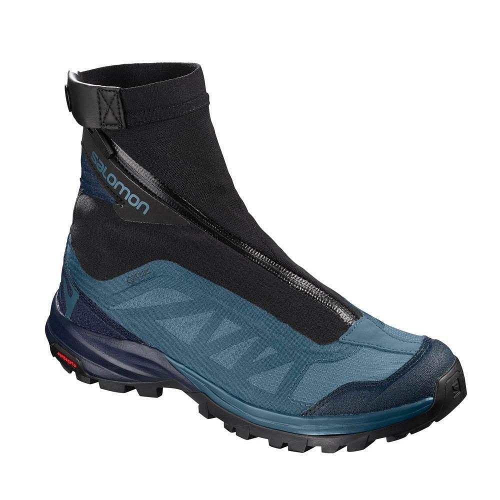 Running Blazer Salomon Mallard amp; Black Navy Shoes Womens Color 40 Outpath Eu Gtx Gore Pro Trail Blue Blue tex size 4w8BxC4q