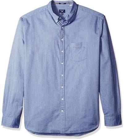 Blue Oxford Männer Classic Shirt Persian Gant wqBZP1WA