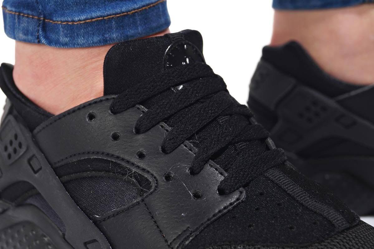 Huarache Moda 654275 Run 016 Buty Nike Chłopiec Gs Zw6nx