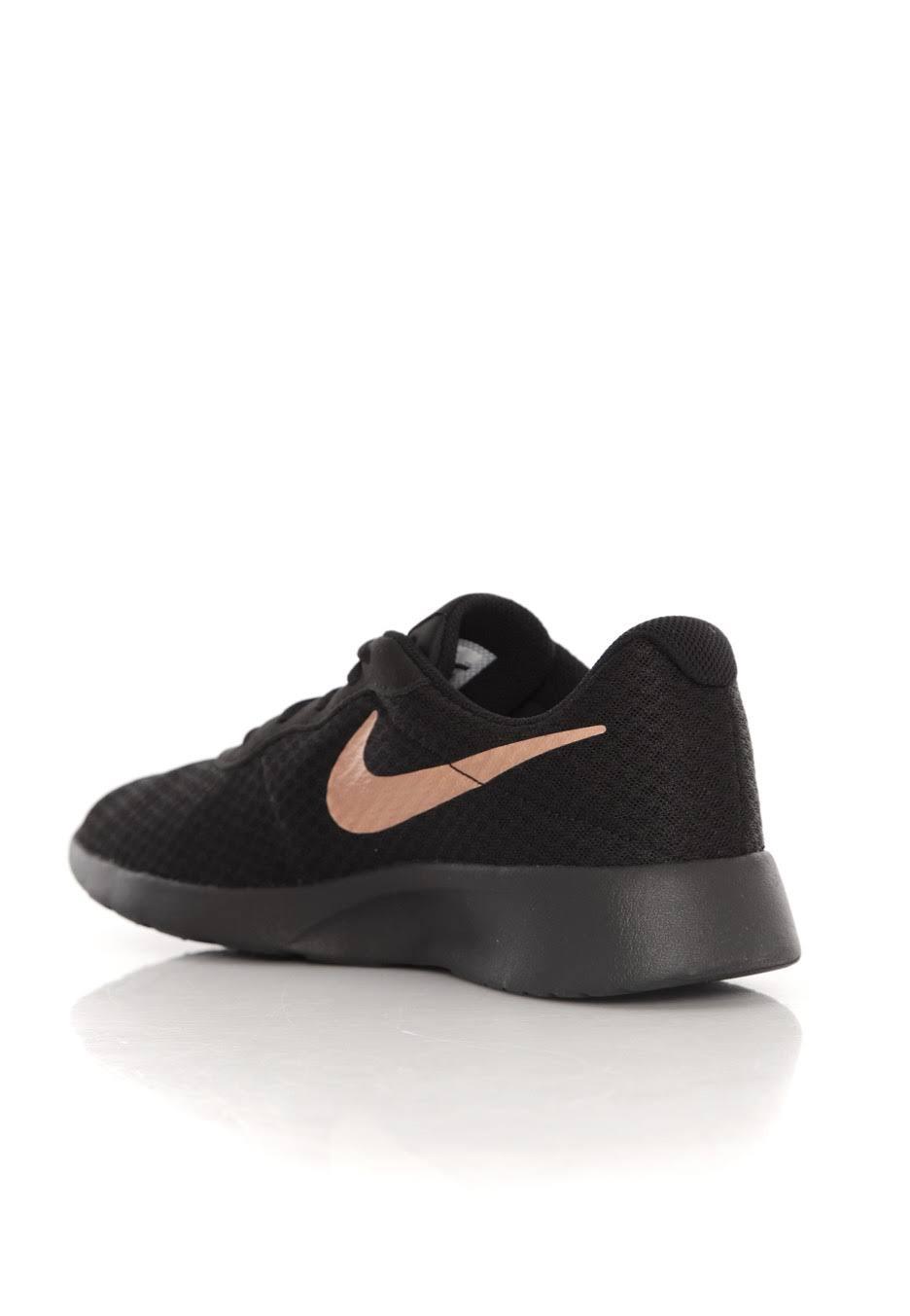 Nike - Tanjun Black/Metallic Red Bronze - Sneakers