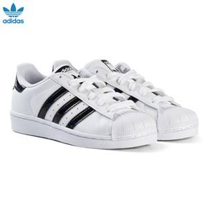 Ftw Schwarz Kern Superstar Adidas Db1209 J Weiß HwqUanAnE
