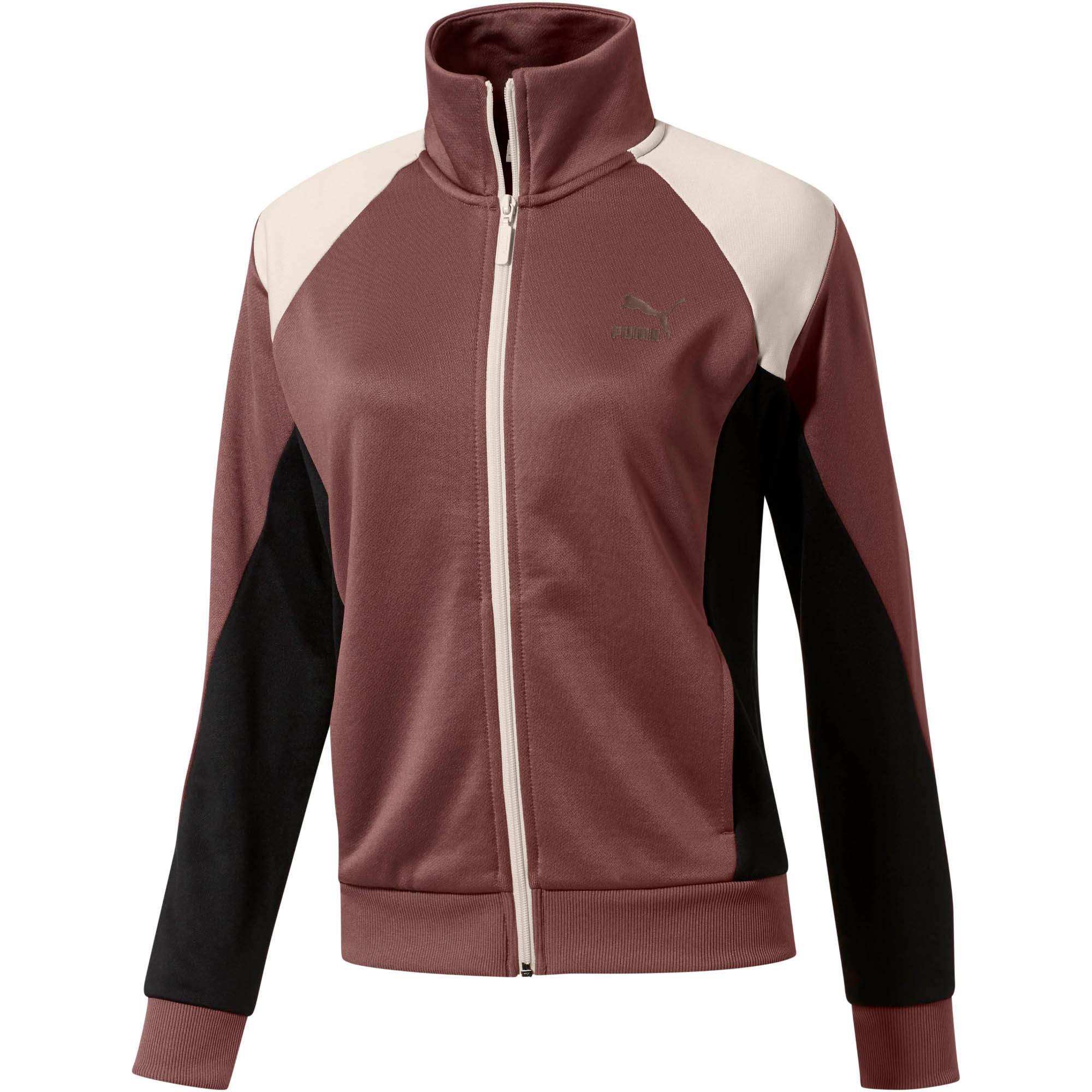 Womens Jacket Peppercorn M Track Größe Retro Puma vqwxtSpzSE