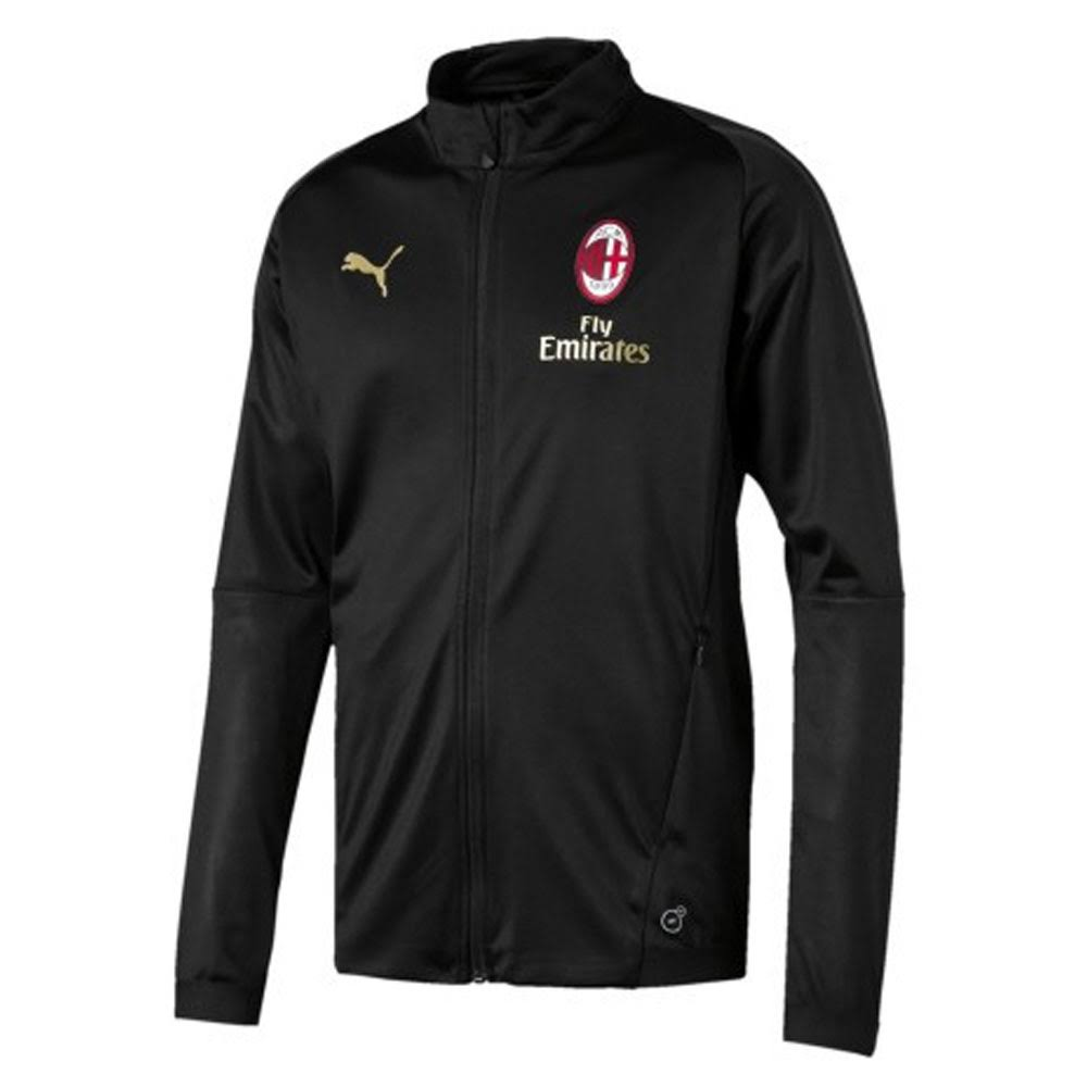 negra Milan Deportiva Puma 2018 Chaqueta Ac 2019 wBqSSxAU