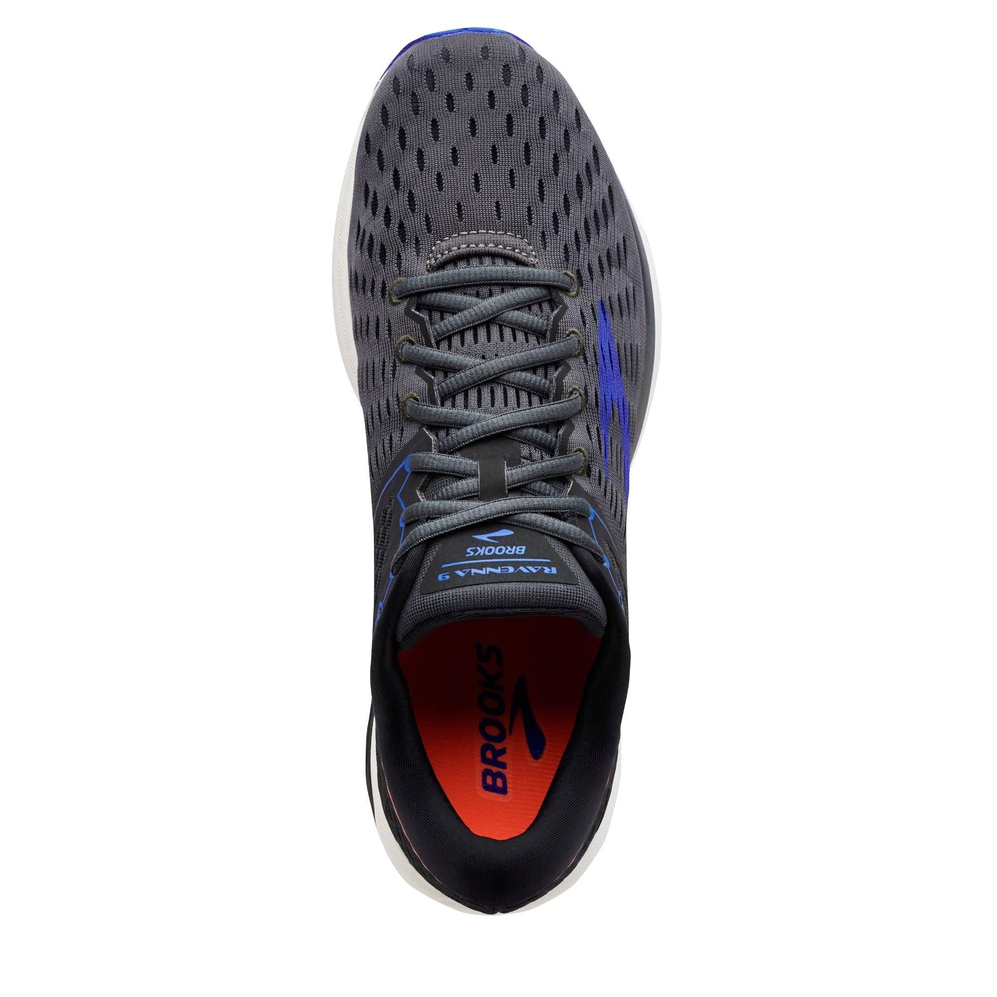 Ravenna Running Tamaño 8 1d 025 Hombre 9 Orange 110280 Brooks Blue Zapatillas Para De Ebony dwIdva