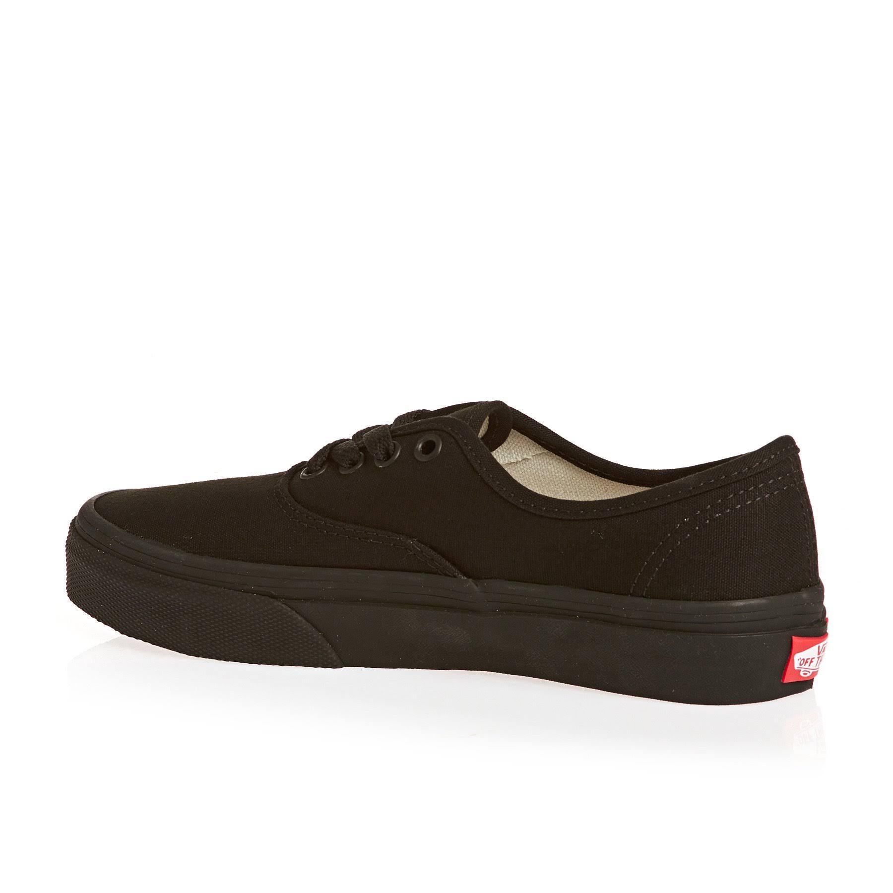 Vans Preschool Vn0wwxenr001 Shoes Authentic Czarny Boys nwPwqprR0
