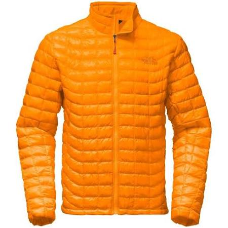 Thermoball Herren Zinnia North Orange Face Full The Zip Jacket gpCqUUH