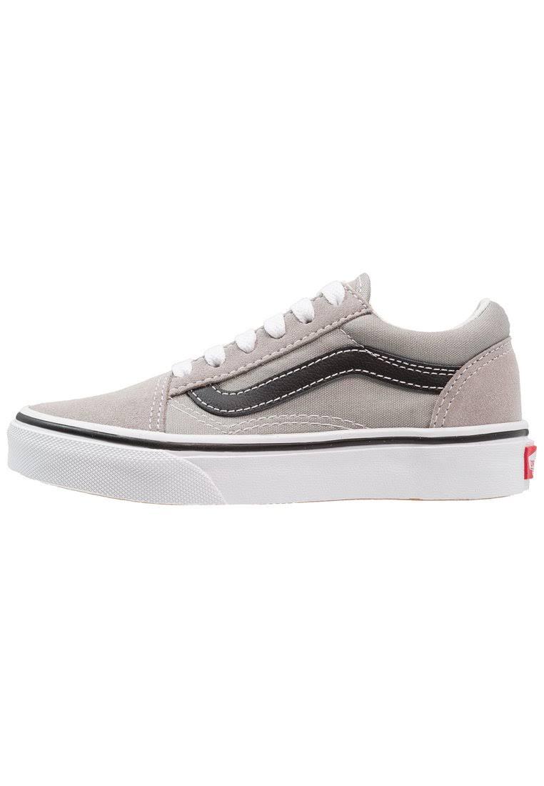 Kinder Drizzle Gr Grey Skool Sneakers Old 28 Vans Grau Black 4qKFOddw