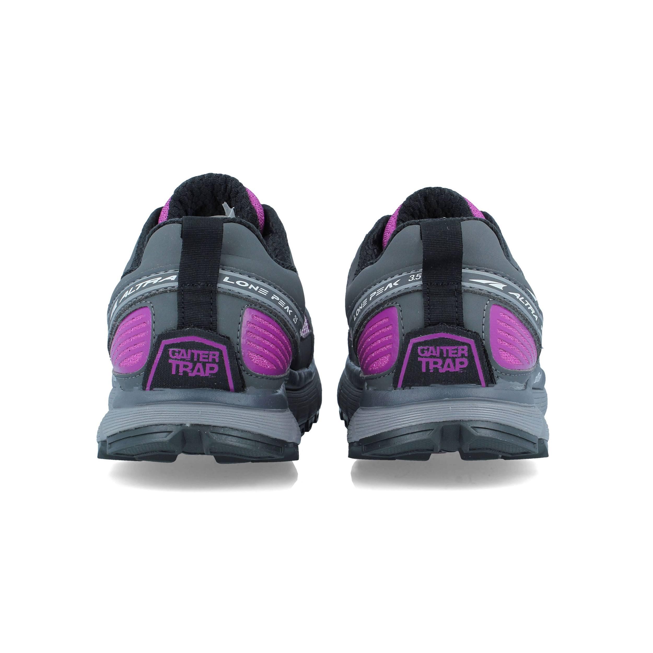 Mujer Altra Oscuro Running Blanco Peak Púrpura Gris Lone Zapatillas 7 5 3 Para De Púrpura WSpf4fnt