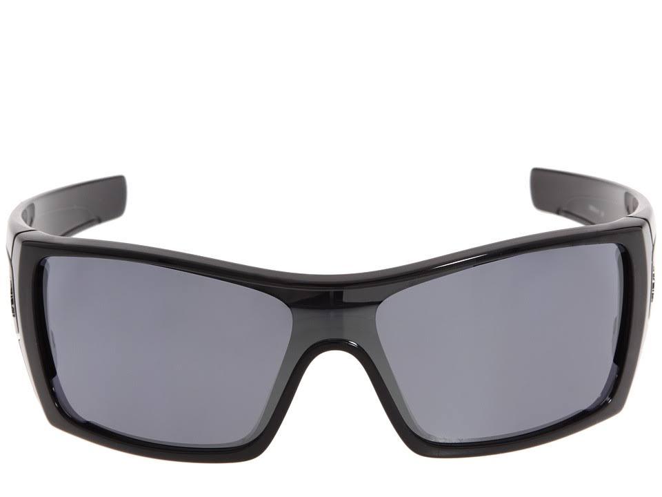 Batwolf Schwarzer Schwarz Rahmen Sonnenbrillen Iridiumglas Oakley Tinte Mit 68wBBq