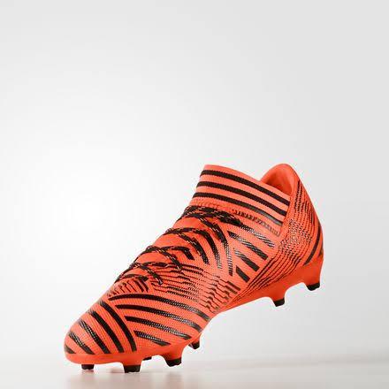 Fútbol 17 Tamaño Para De 9 Naranja Nemeziz 3 Fg Botines Adidas Hombre 5 BIzq1wnx5