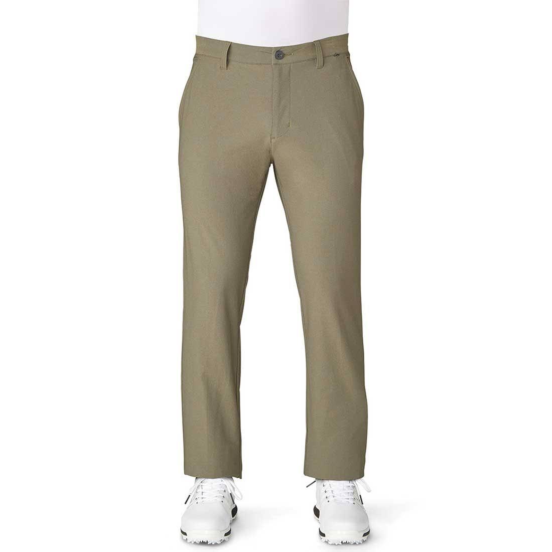 Twill Adidas 32x34 Marrón Crosshatch Pants Caqui Ultimate365 Táctil vwTZwqp5