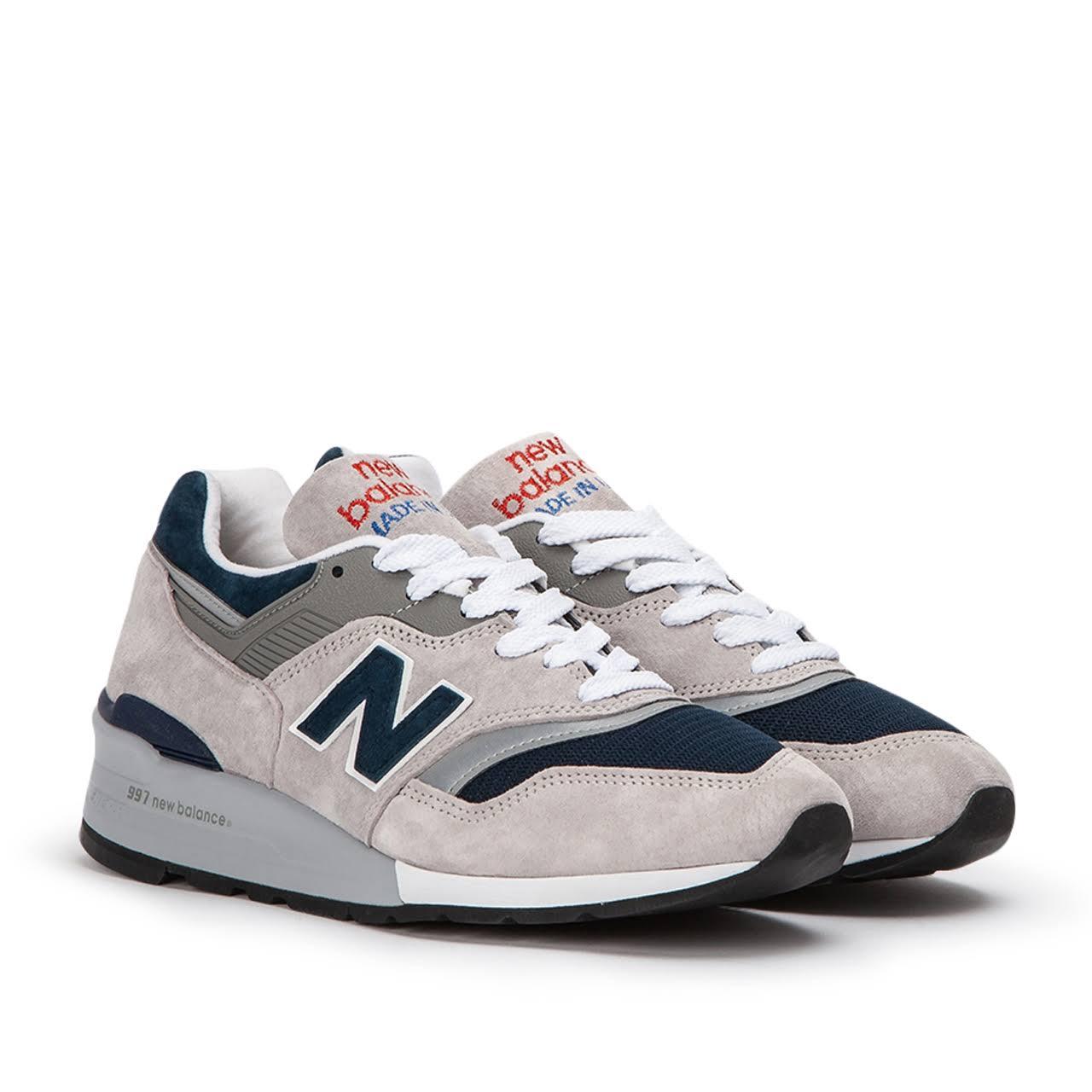 Blau Grau grau New Web M Navy Balance 997 xnFY0Aqaw
