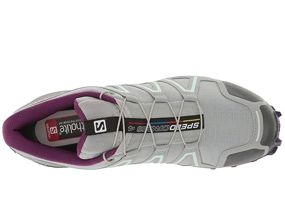 Mujer Trail Speedcross 4 Zapatillas Para Correr Salomon XwqY7OP7