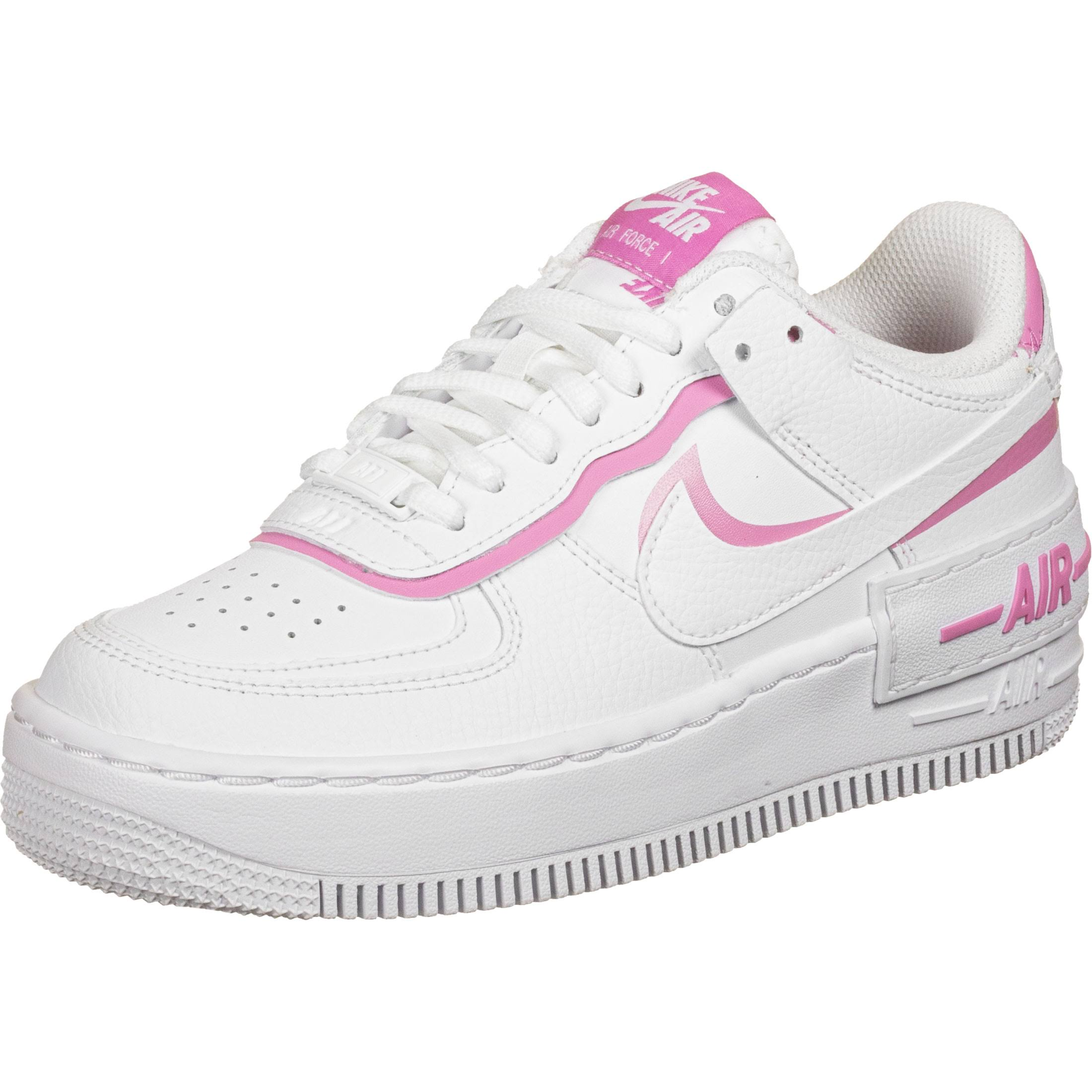 Nike Air Force 1 Shadow Women's - White - Trainers