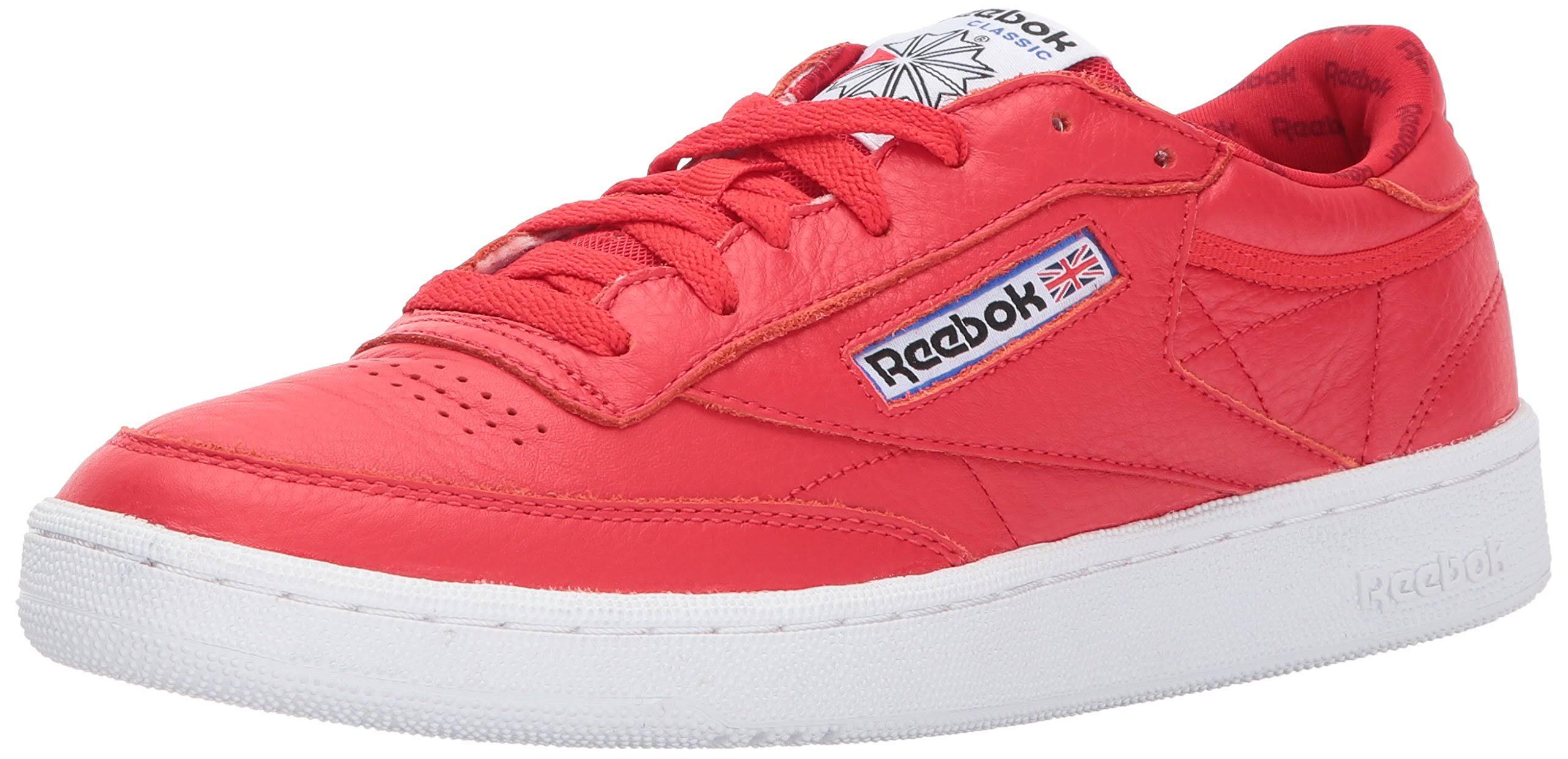 C Männerclub 85 Primal Reebok Schwarz Fashion Sneaker So White TPwSqZ5q