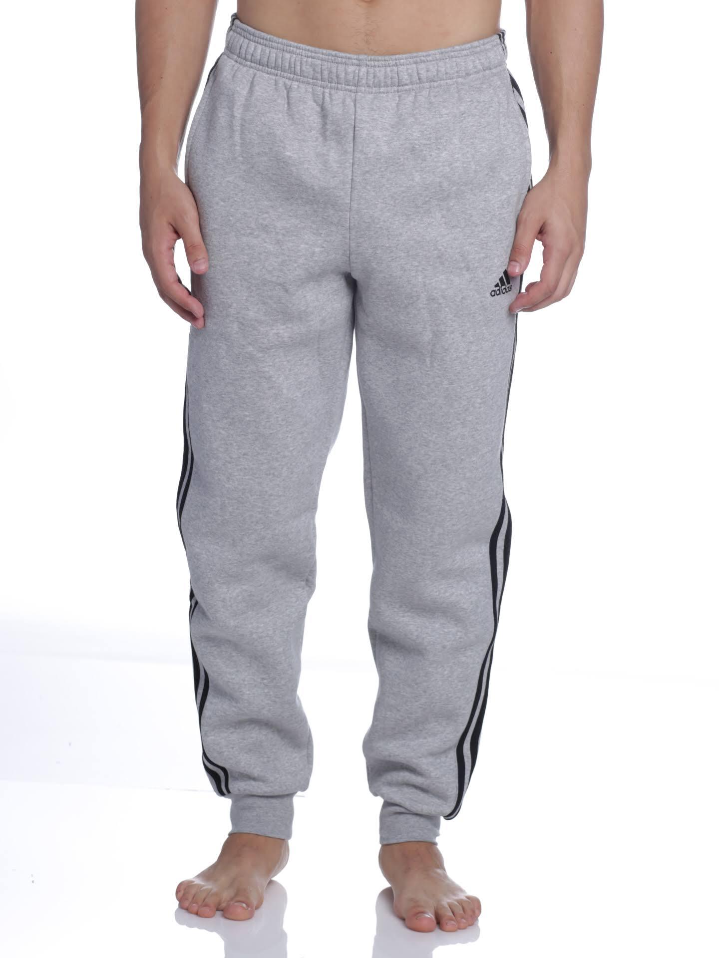 Pants Jaspeado Ce9492035 Gris 3 Fleece Hombre Stripe Essential Adidas Negro Athletics pBqnwFBa
