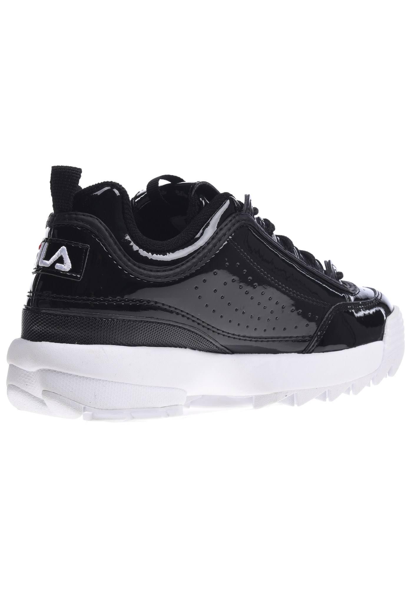 Schwarz Black Low Größe Schuhe Damen 39 Fila Disruptor Sneaker wgz0PP