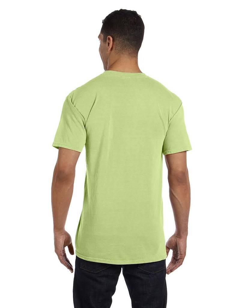 L Poche shirt Taille Celedon Comfort Adulte À Épais Pour T 6030cc Rs Colors Xtwpq7