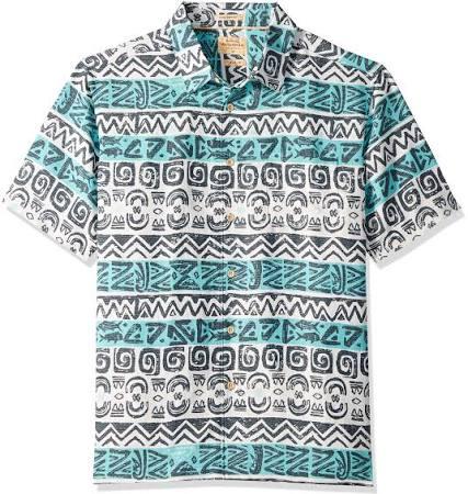 Xl De Camiseta Quiksilver Azul Tapa Hombre Waterman wfnTxdqSY