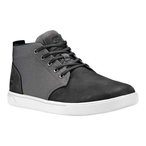 Leather Medium Fabric Shoe 9 5 Tb0a1q5nc64 Iron Mens Lace Chukka 095m Groveton to Us cordura Nubuck Timberland Forged Casual toe And qBwfvxX
