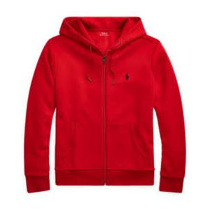 Knit Full Double Zip 2000 Ralph Lauren Hoodie Polo Red Rl xY0cHB