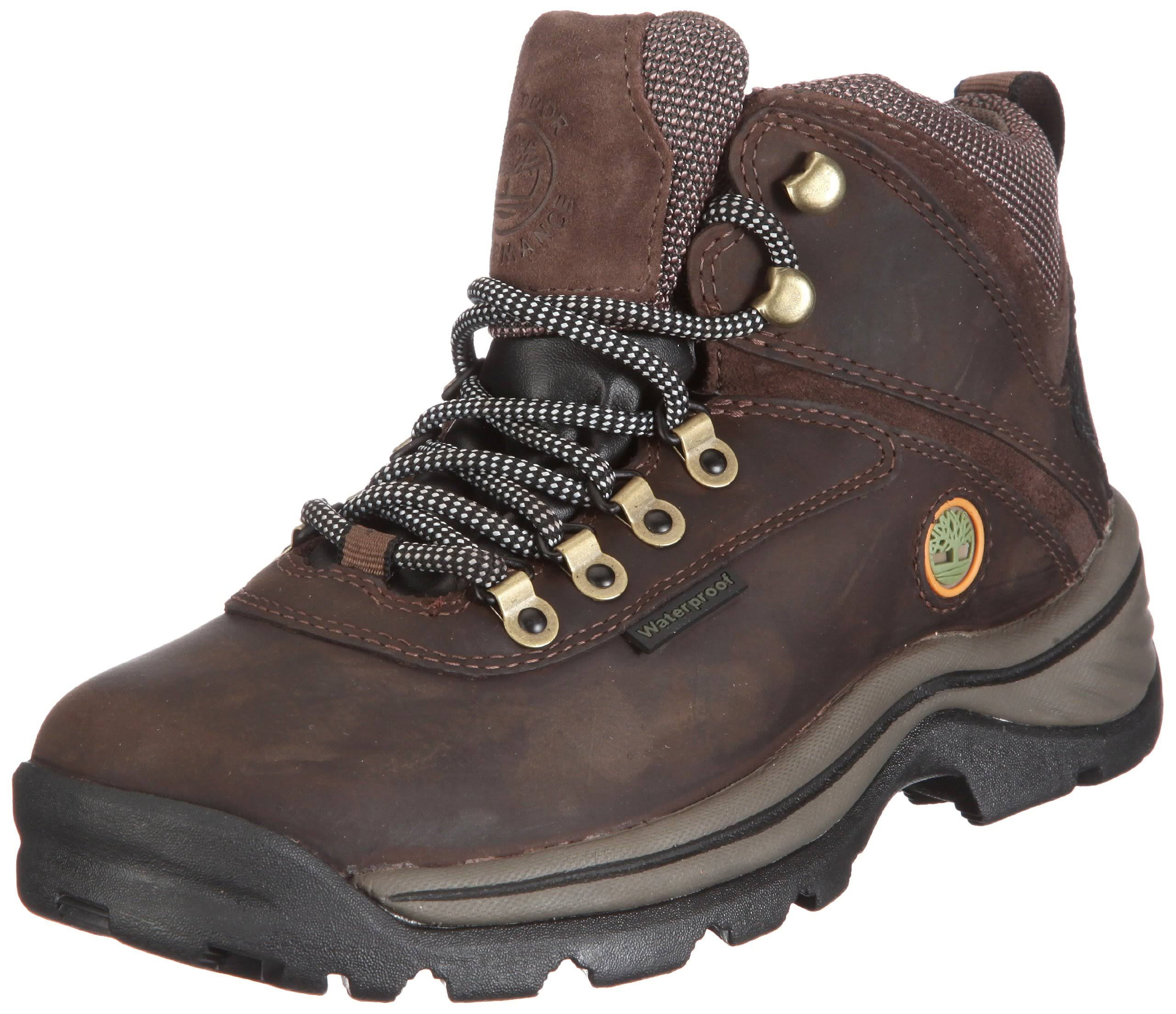 9 Waterproof Para Mujer Brown Mid Timberland White Ledge Tamaño 5 w8Rq8pPx