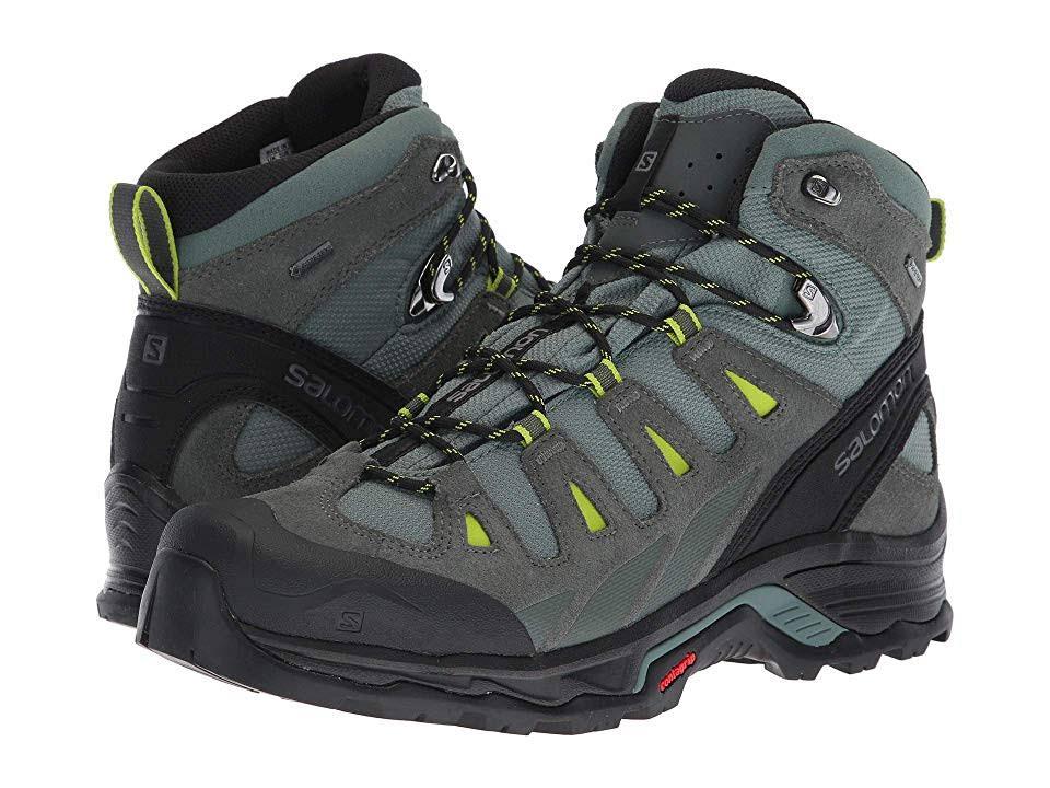 Salomon Quest Schuh Trail Gtx Chic Die Farbe Sie Running Green Herren Prime Lime Aus Urban Balsam Wählen r1Sqr5