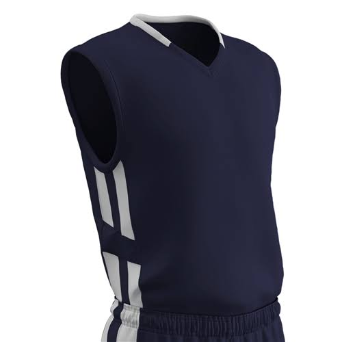De Hombre Azul Camiseta Baloncesto Gear Champro Muscle Dri Tamaño Para Zndw4q0f