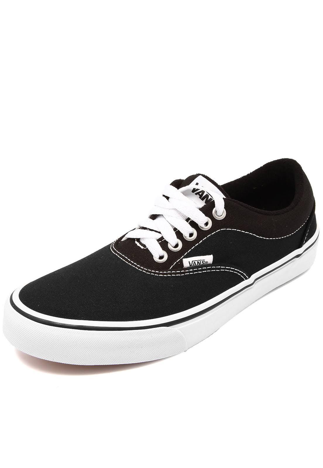 voor zwart Vans Doheny Skateschoenen herenzwartwit PZkXiOu