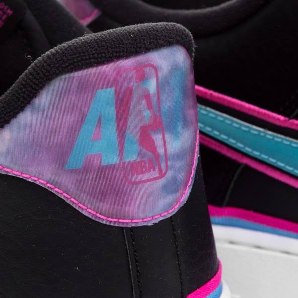 Air Gale Fuchsia blue 5 45 1 laser Nike Sport '07 Lv8 white Force Black Ux7RwUqvd