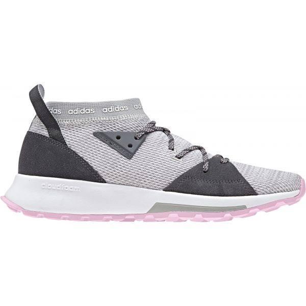 Adidas Quesa Grey 6.5 - Women's Shoes