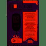 COMBO TRỌN BỘ MÁY ĐO ĐƯỜNG HUYẾT CHÍNH HÃNG OGCARE 100 QUE THỬ OGCARE 100 KIM LẤY MÁU -Thuộc sản phẩm Máy, que thử đường huyết OGCARE
