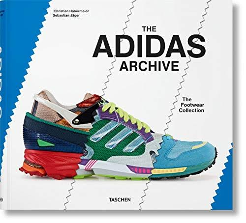 The Adidas Archive. the Footwear Collection [Book]