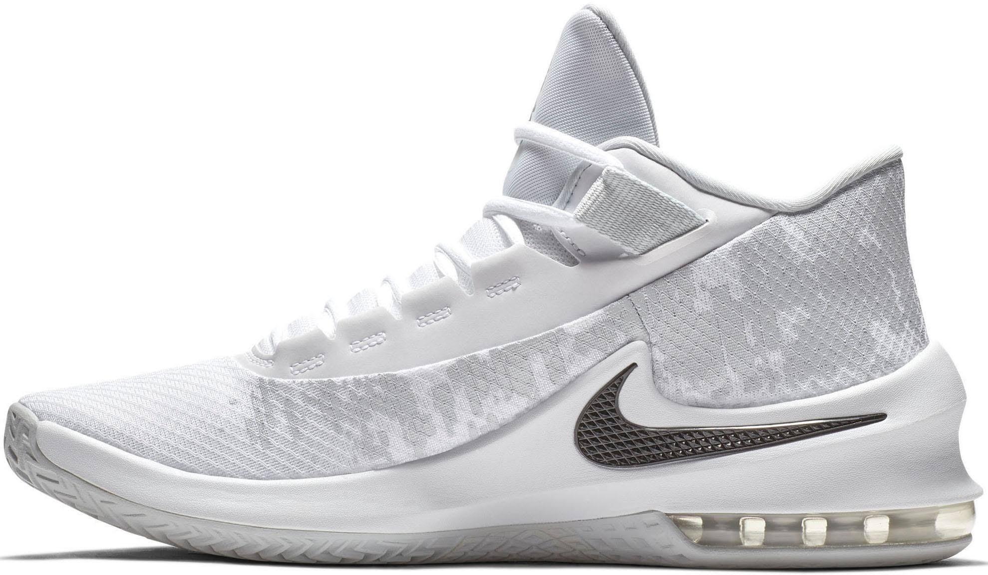 Max Air Zwart Nike Basketbalschoenen Infuriate 2 Wit 0wOnPk8X