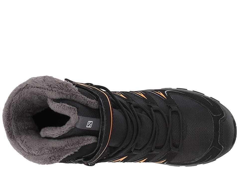 Boot Xa Salomon Indien Schwarz Thinsulate Pro Children's 3d Waterproof Winter 398457 Cs tinte Z5q8R