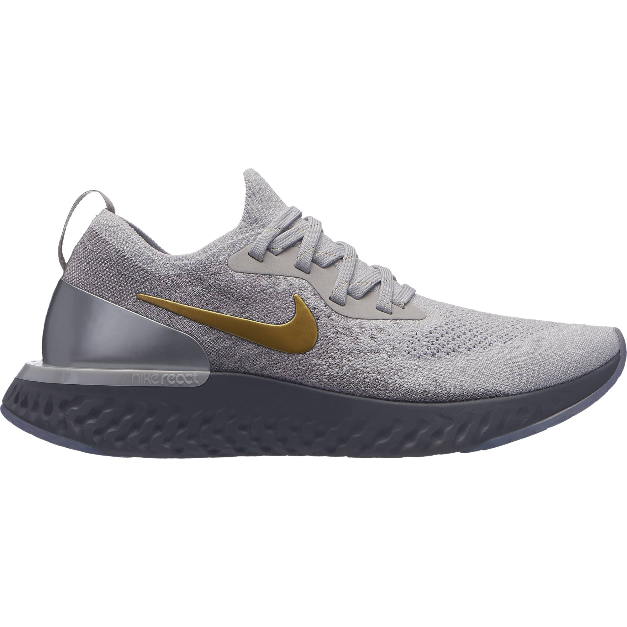 Taglia Flyknit Epic da 6 Nike Vast GreyDonna running React Scarpa qjLA435R