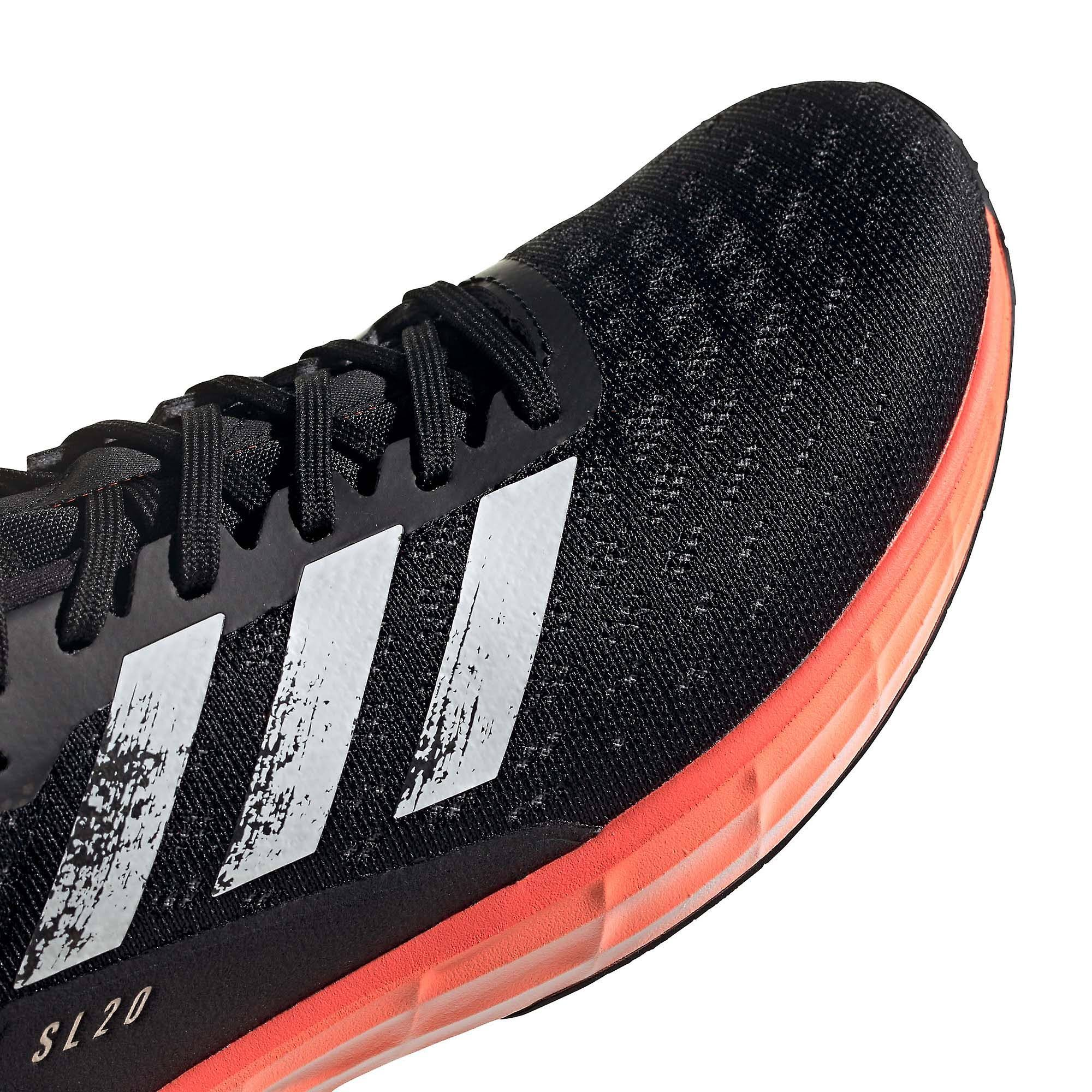 Adidas Scarpe SL20 - Uomo - Nero  yBxe1j
