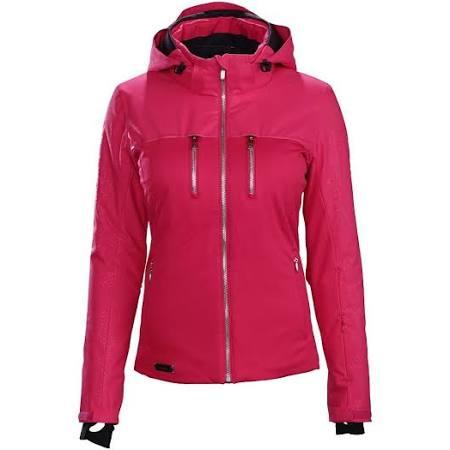 Pink Skijacke Jade Damen Descente Crimson qOzpCw