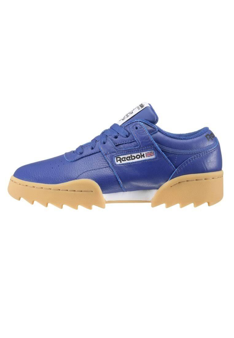 Sneaker Schuhe Reebok 37 5 Blau Blue Größe Low Classic UB58xBqwa