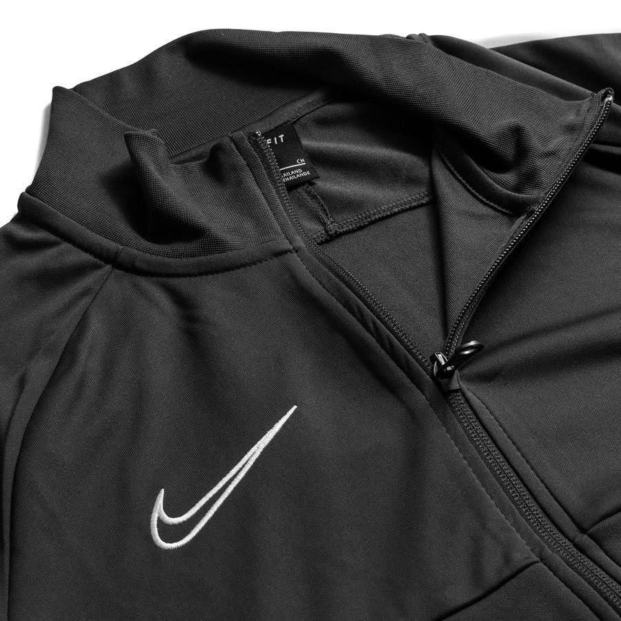 Nike Academy 19 Track Jacket (Anthracite/White) Large