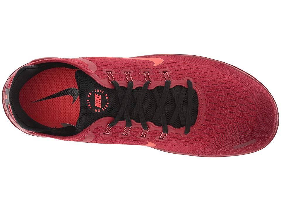 Größe Rot Herren Free Schwarz Laufschuhe Rn Nike 8 942836602 5 2018 Hellrot Gym vwOSppqY