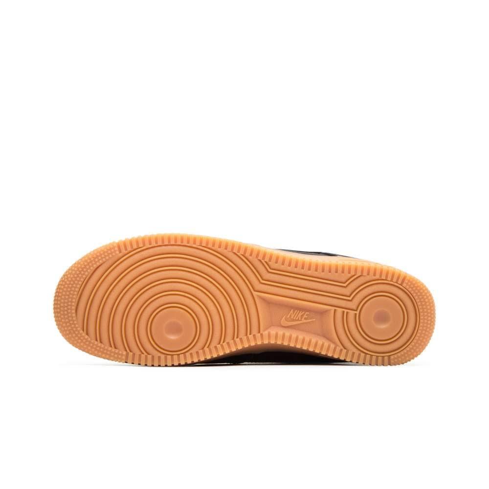 Nike Air Force 1 Low \'07 Black Gum