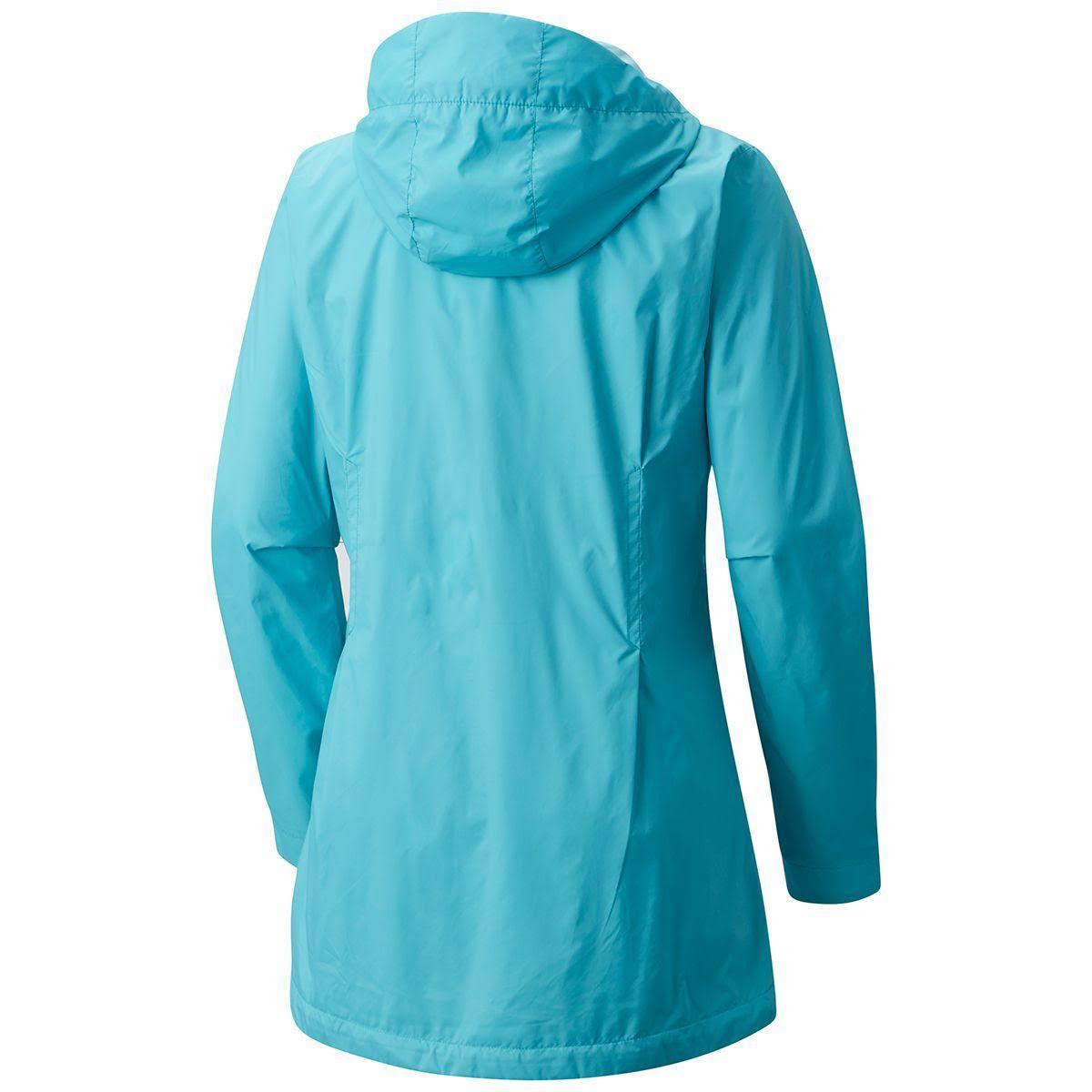 Jacket Lined Long Schwarz Womens Columbia Switchback wxq7p4InFO