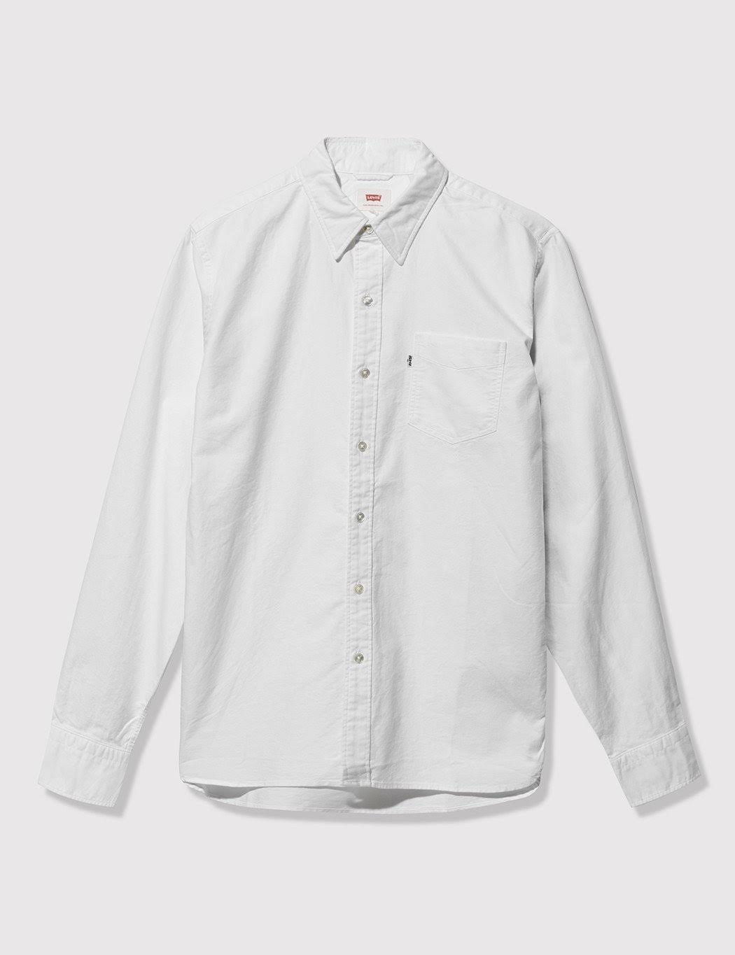 Shirt Blanco Pocket Levis One Sunset 6cgUwWWtOq