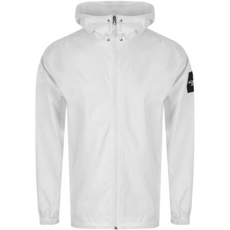 Face Q blanco North Chaqueta Vintage The Mountain q8wEqv0